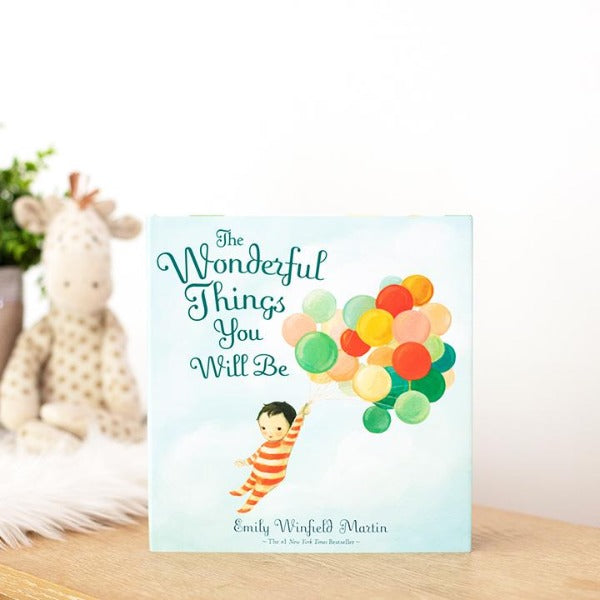 The Wonderful Things You Will Be (Book Only)