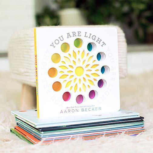 You are Light (Book Only)-Hullabaloo Book Co.