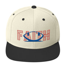 Load image into Gallery viewer, FAITH Snapback Hat