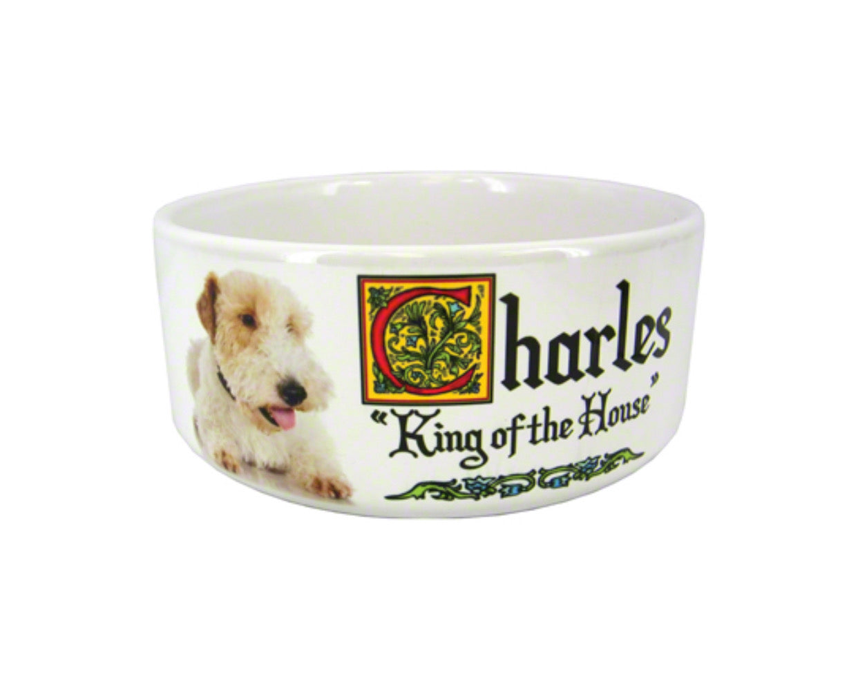 Personalized Pet Bowls