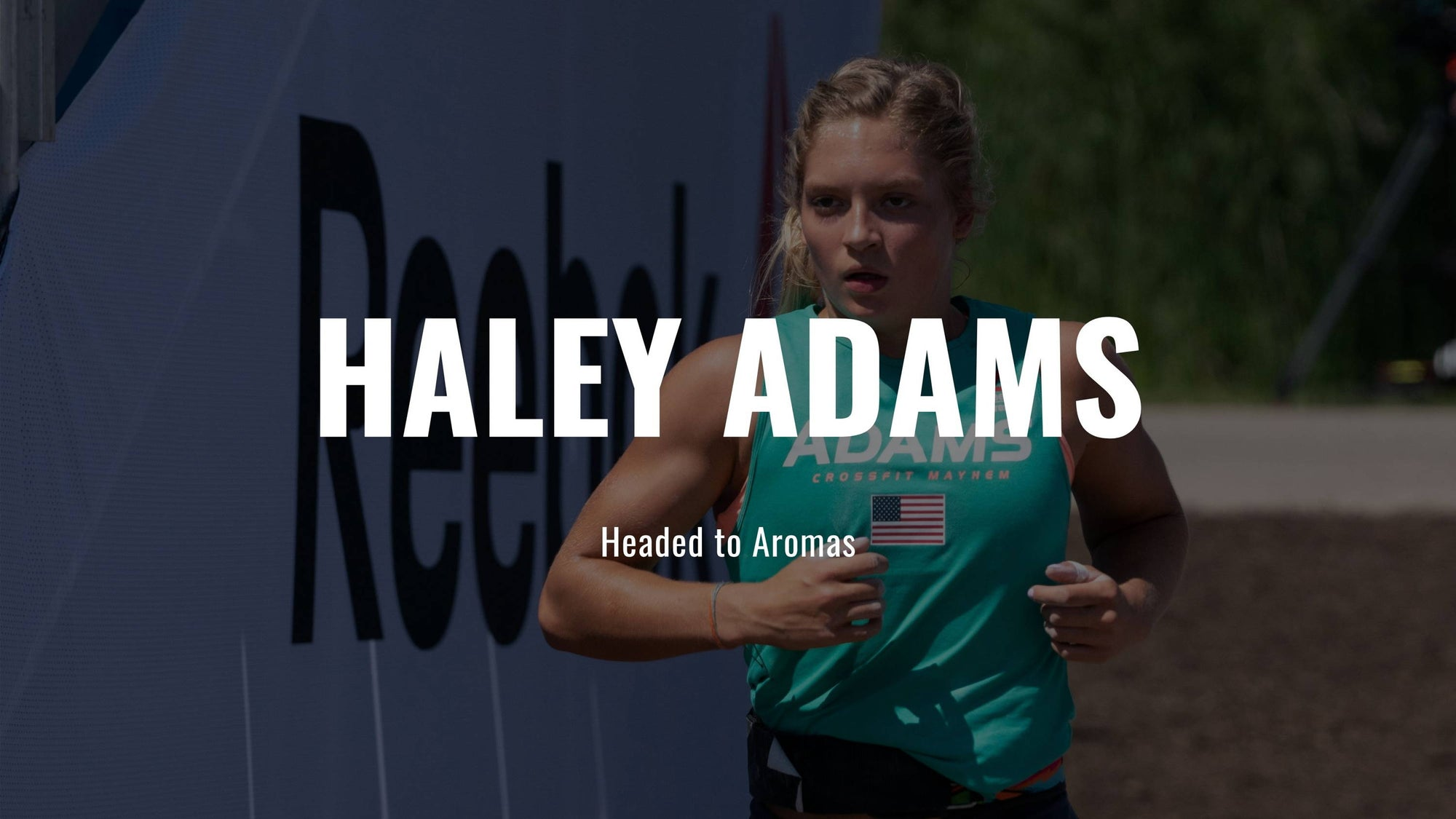 Haley Adams | Road to the Gainz