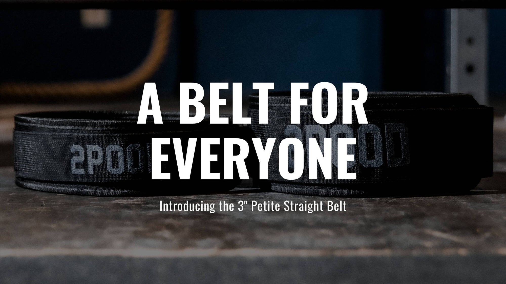 A Belt for Everyone