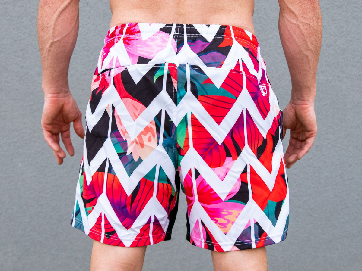 Tropical Chaos Essential Shorts - 2POOD
