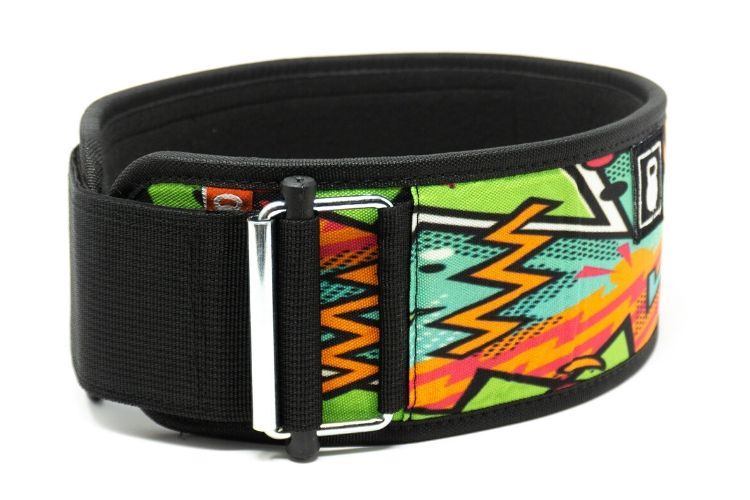 Pugsley  Straight Weightlifting Belt - 2POOD