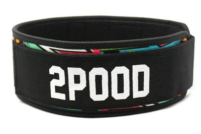 Pugsley  Straight Weightlifting Belt