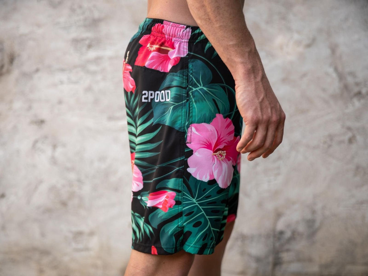 Paradise Essential Shorts - 2POOD