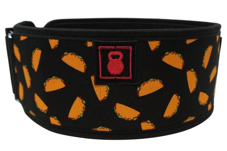 Taco Tuesday Straight Weightlifting Belt - 2POOD