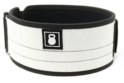 Black Tie Straight Weightlifting Belt