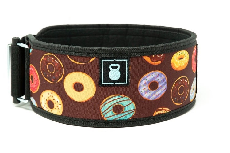 Bakers Dozen Straight Weightlifting Belt - 2POOD