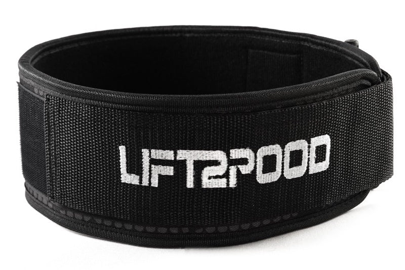 Lift2POOD Straight Weightlifting Belt - 2POOD