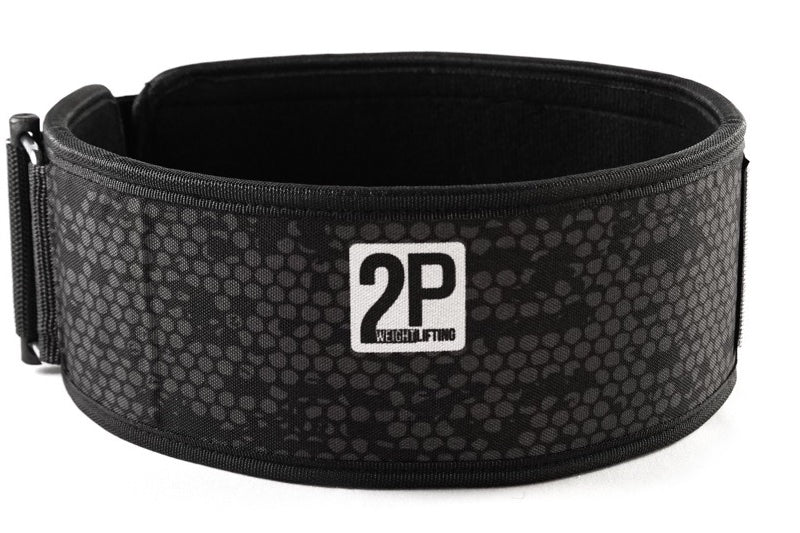 Lift2POOD Straight Weightlifting Belt