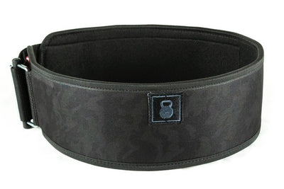 Operator Straight Weightlifting Belt