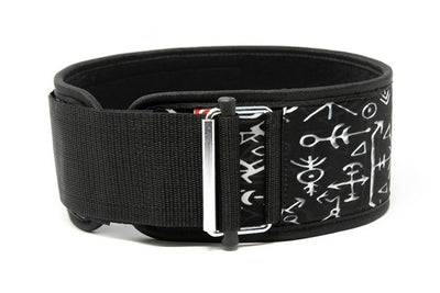 Valhalla Straight Weightlifting Belt