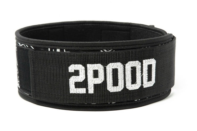Valhalla Straight Weightlifting Belt - 2POOD