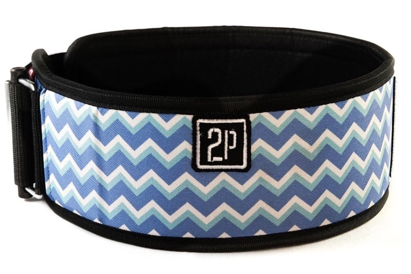 Zig Straight Weightlifting Belt