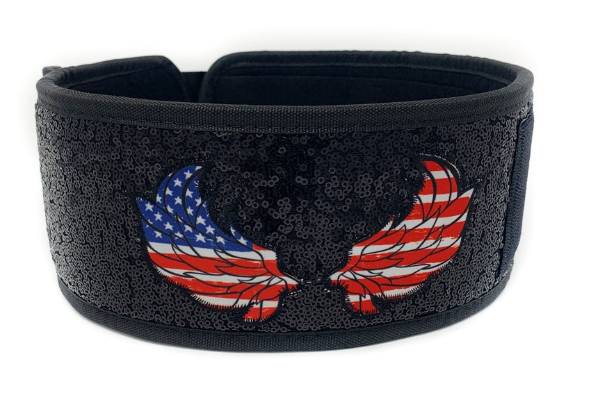 Mattie Rogers Weightlifting Belt