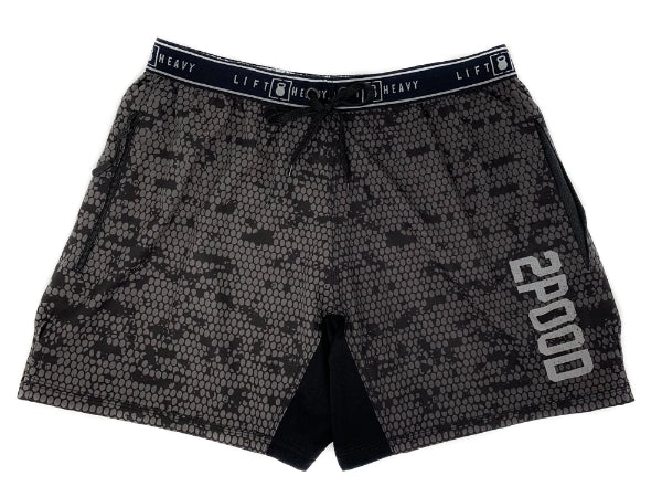 Black Mamba v.3.5S Shorty WOD Shorts - 2POOD