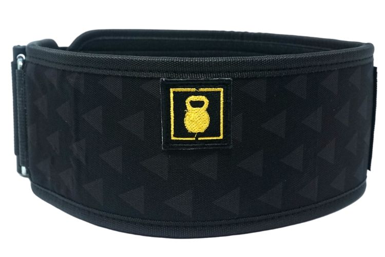Zeus Method by Nick Urankar Straight Weightlifting Belt - 2POOD