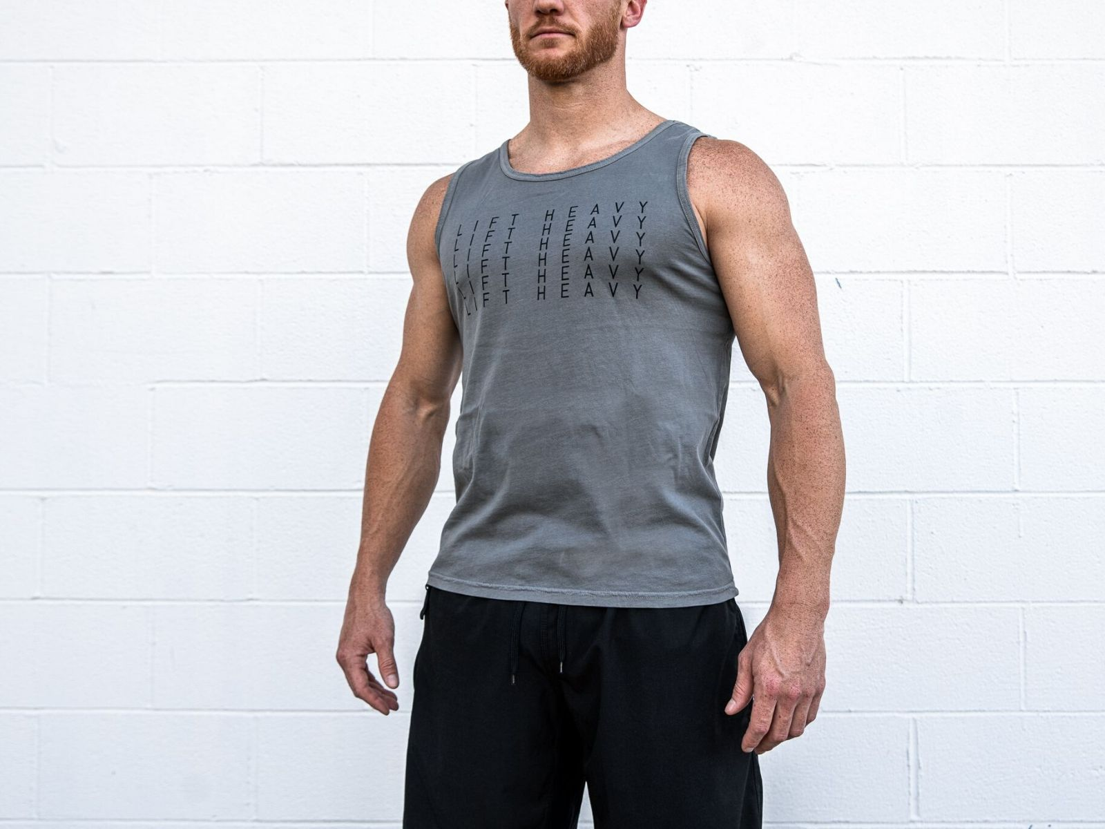 Lead Lift Heavy Repeat Tank - 2POOD