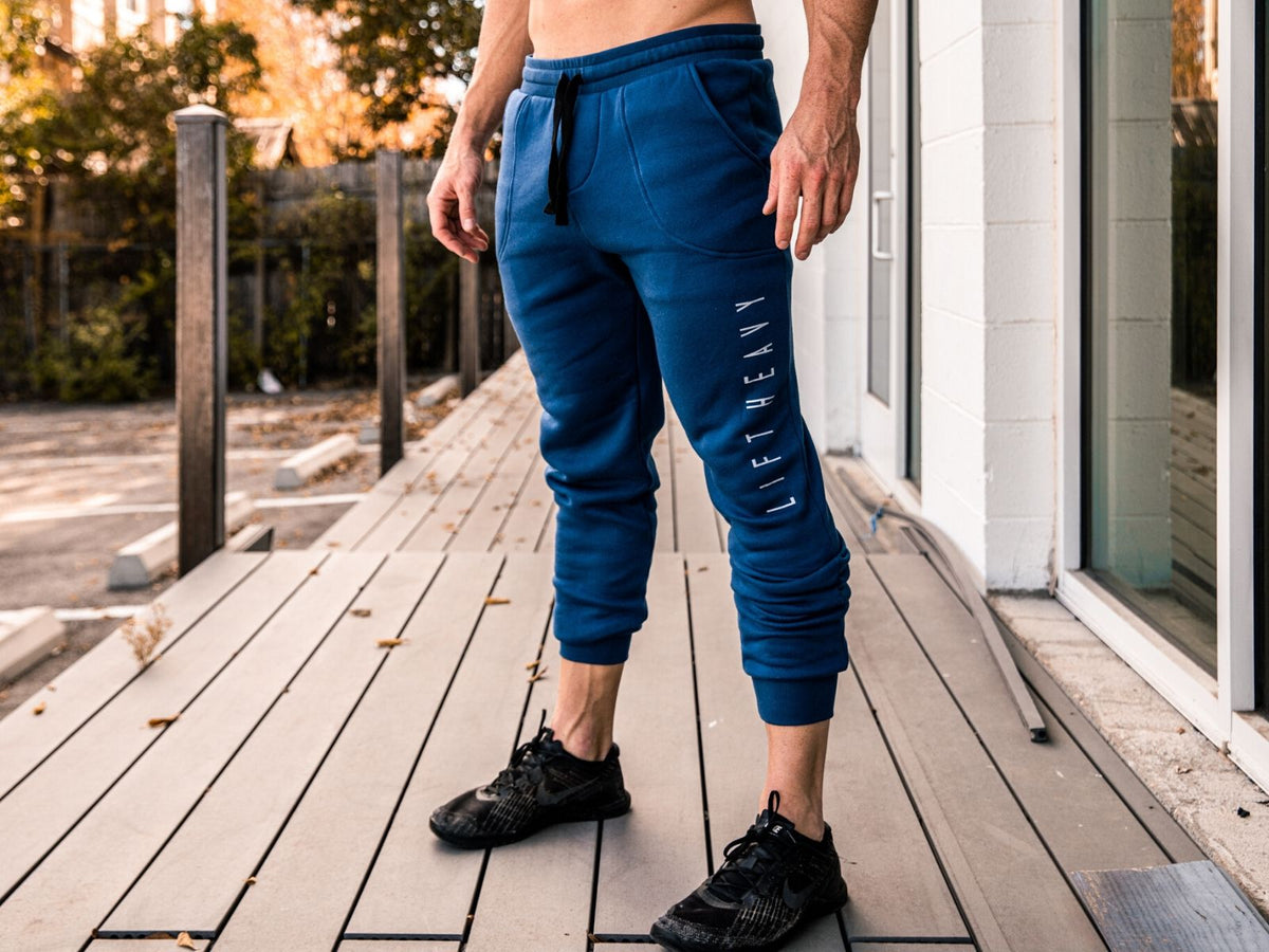 LIFT Edition Power Blue Joggers