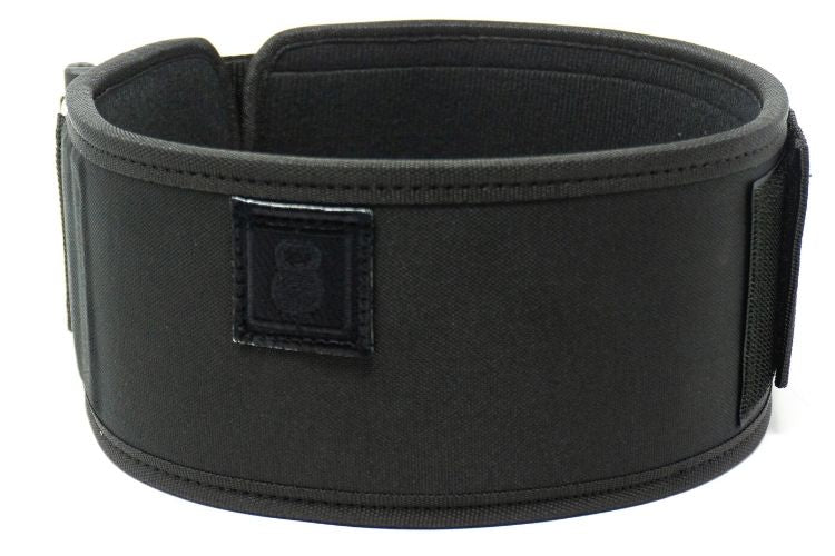 Snake Eyes Straight Weightlifting Belt