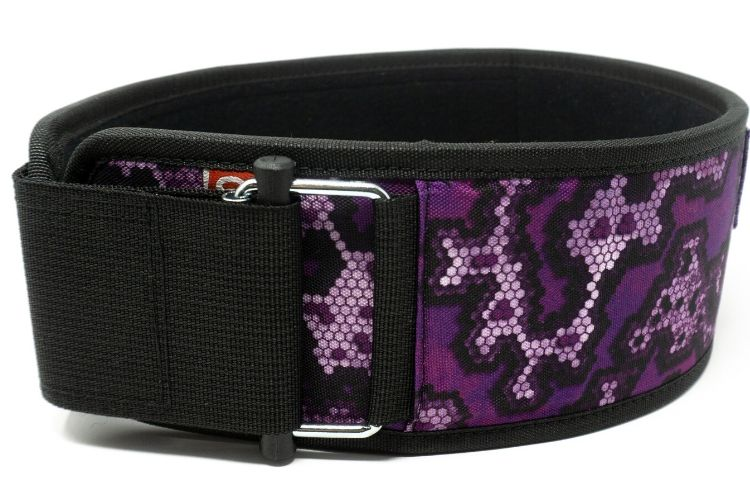HexCam Pikes Peak Straight Weightlifting Belt - 2POOD