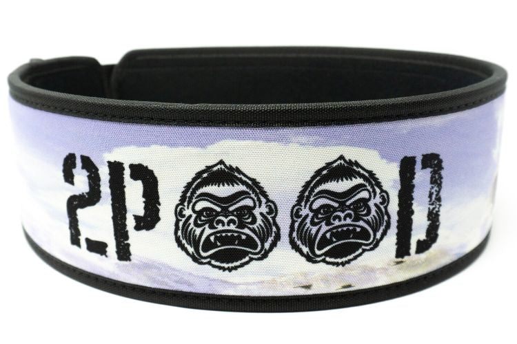 Harambe Straight Weightlifting Belt (Special Pre-Order)