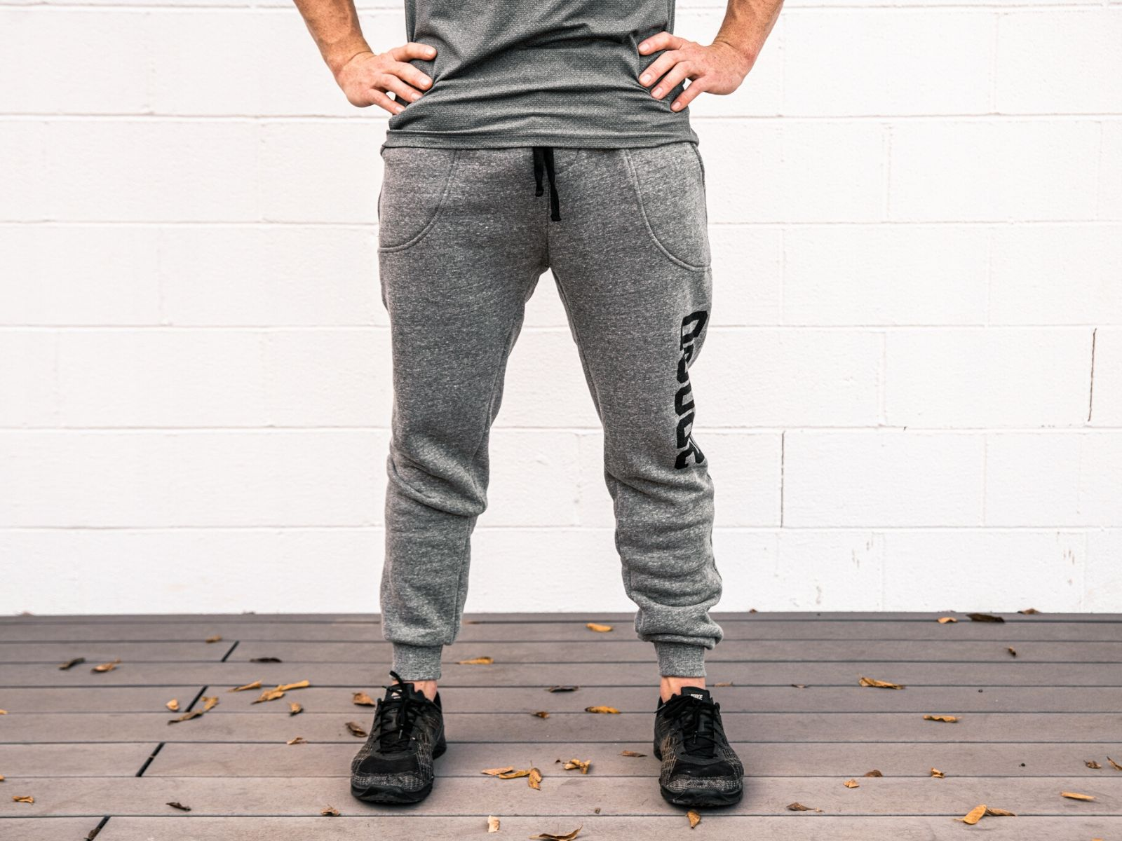 LIFT Edition Steel Joggers - 2POOD