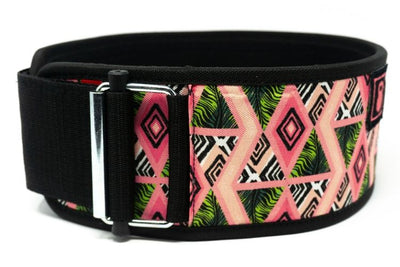 Samoan Crush Straight Weightlifting Belt