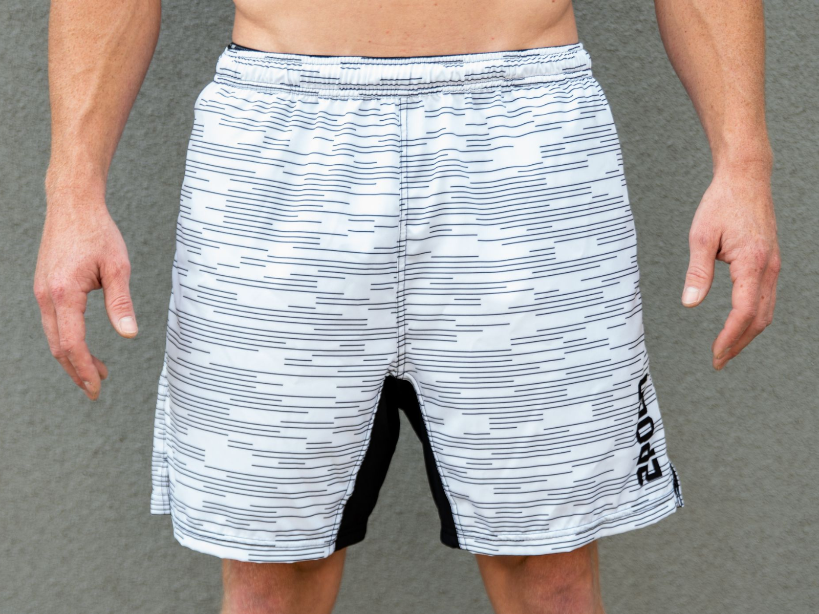 PRE-ORDER White Noise Essential Shorts - 2POOD