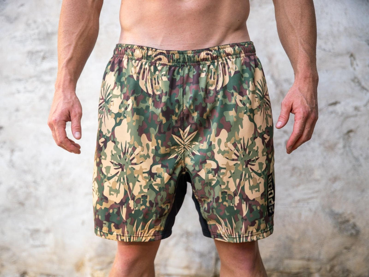 Trouble in Paradise Essential Shorts - 2POOD