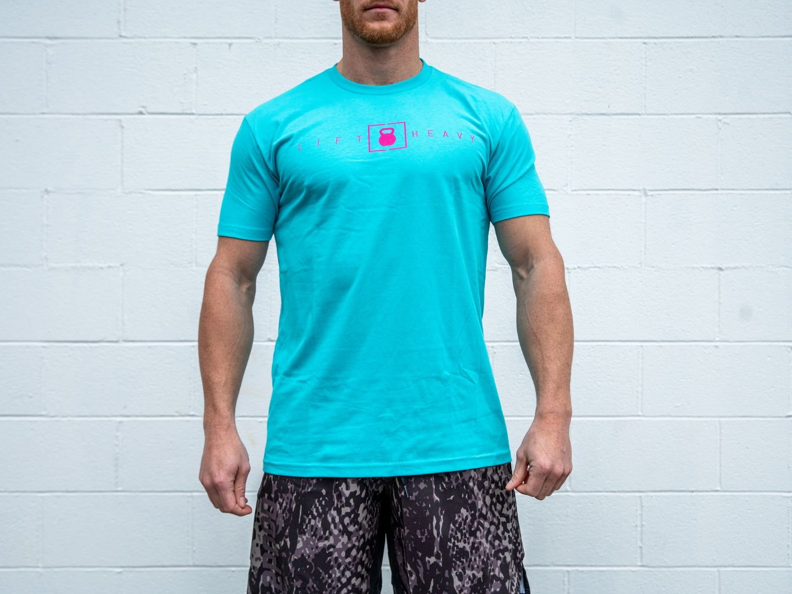 Miami Vibes Lift Heavy T-shirt