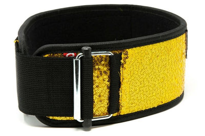 Bling (sparkle) Straight Weightlifting Belt