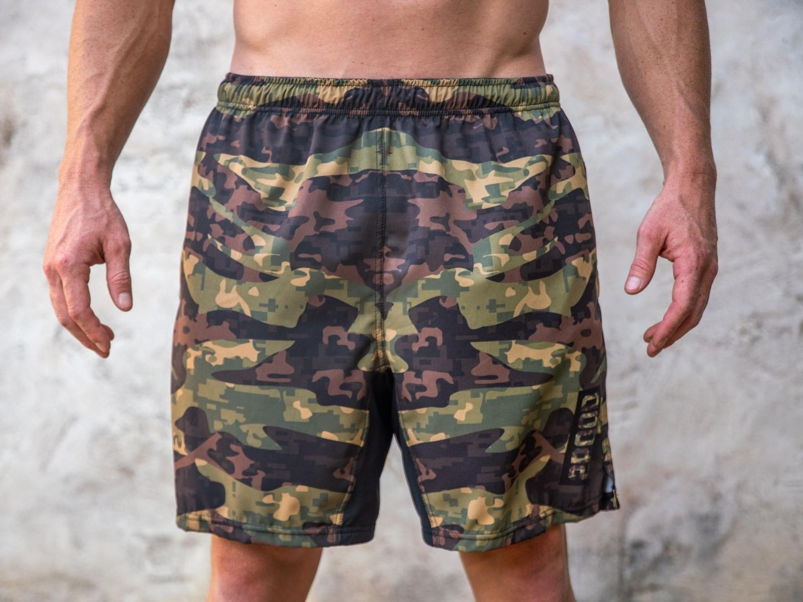 Digital Tiger Essential Shorts - 2POOD