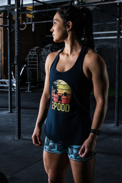 Summer Sunset Classic Tank