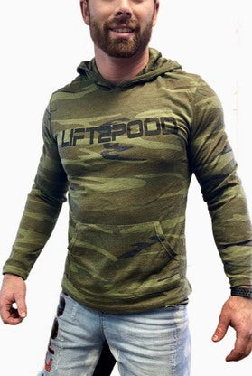Pivot Hoody Light  (Camo)