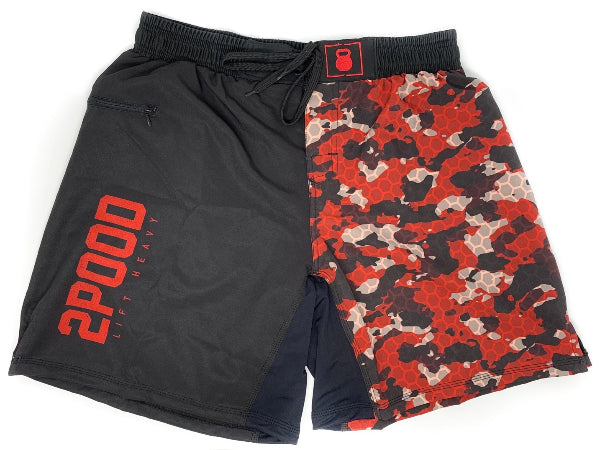 Messy Work 3.1 WOD Shorts - 2POOD