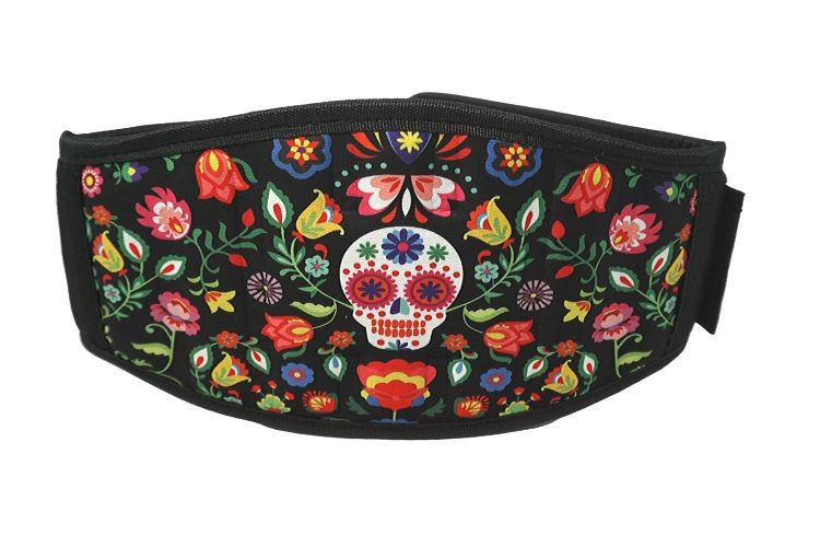 Sugar Skulls Metcon Training Belt
