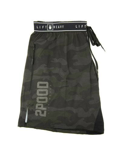 Operator (Black Multicam) v.3.5S Shorty WOD Shorts