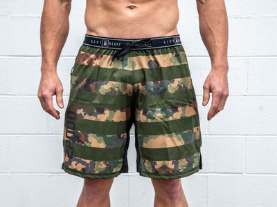 WOD Commander 3.5 WOD Shorts