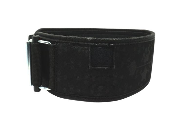 Black on Black Wags & Weights Straight Belts Test - 2POOD
