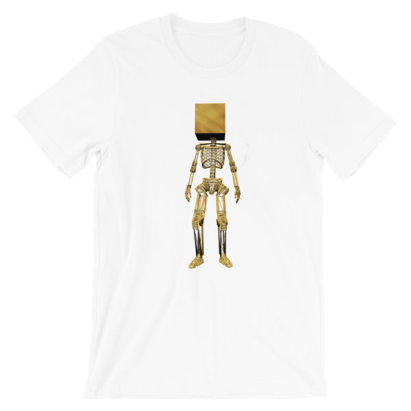 ROBOT T-SHIRT (WHITE)