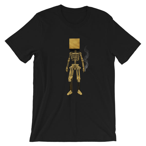 ROBOT T-SHIRT (BLACK)