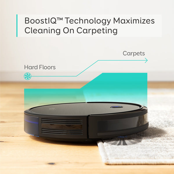 On Sale Today Only-Robot Vacuum Cleaner, Super-Thin, 1300Pa Strong Suction, Quiet!