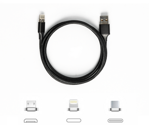 World's First Magneto 3 in 1 Cable