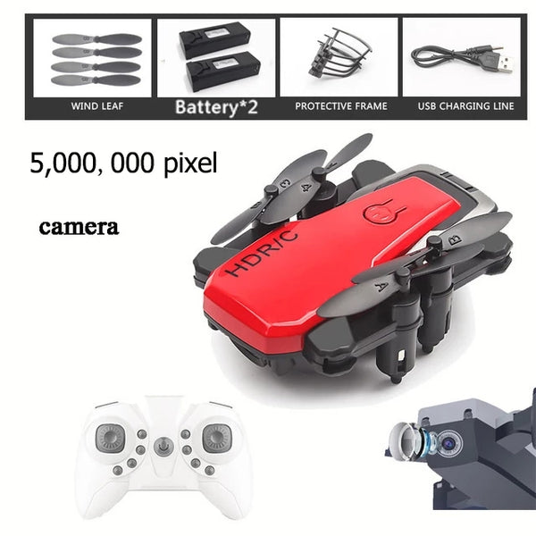 Mini Pilot Foldable Drone