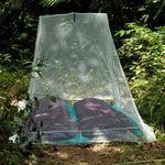 COCOON DOUBLE CAMPING MOSQUITO NET WITH OR WITHOUT INSECT SHIELD