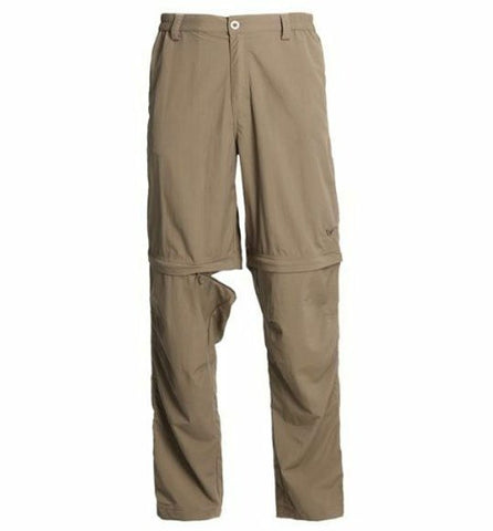 WHITE SIERRA SIERRA POINT CONVERTIBLE PANTS - 31 IN - WOMEN'S