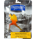 BACKPACKER'S PANTRY HUEVOS RANCHEROS