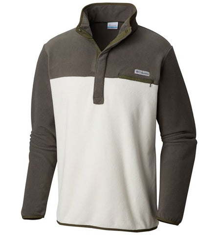 COLUMBIA MOUNTAIN SIDE FLEECE HALF-ZIP PULLOVER - MEN'S
